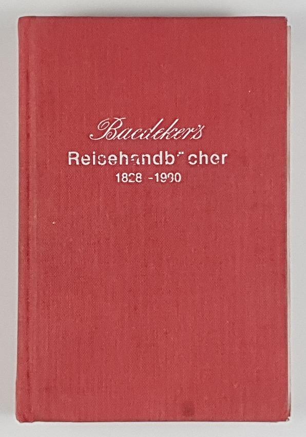 http://shop.berlinbook.com/reisefuehrer-baedeker-nach-1945-reprints-baedekeriana/hinrichsen-alex-w-baedekers-reisehandbuecher-1832-1990::10291.html