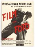 Film und Foto. Internationale Ausstellung des Deutschen Werkbundes Stuttgart 1929. Fotomechanischer Nachdruck hrsg. u. eingeleitet von Karl Steinorth. Vorwort von Manfred Rommel.