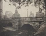 Rückwardt, Hermann.: Die Hercules-Brücke. Erbaut von C. G. Langhans 1790-1792. Lichtdruck aus: Berliner Bauten aus dem 17. und 18. Jahrhundert.