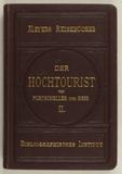 Purtscheller, L. und H. Hess.: Der Hochtourist in den Ostalpen. 2. Band: Kaisergebirge, Salzburger- u. Berchtesgadener Kalkalpen, Oberösterreichische und Steirische Alpen, Zillertaler Alpen, Hohe und Niedere Tauern.